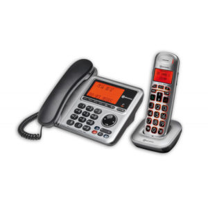 Ensemble combi telephone Big Tel 148